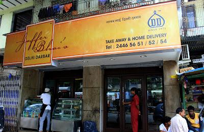 Jaffer Bhai S Delhi Darbar Restaurant Takeaway Mumbai Maharashtra