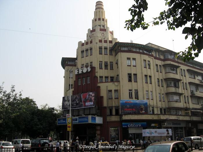 Bombay Central Restaurant Menu