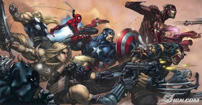 Alex Mercer Runs The Ultimate Marvel Gauntlet | SpaceBattles