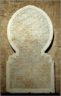 lápida fundacional Maristán
