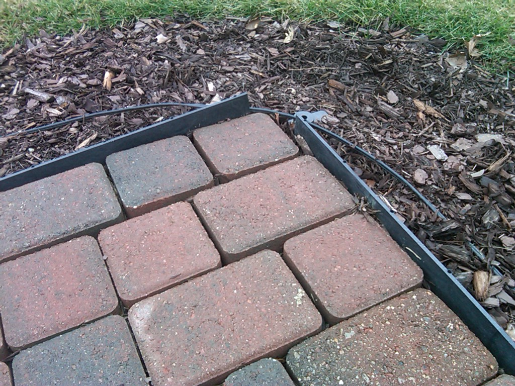 Brick Doctor Bill Brick Pavers Edge Restraint Replacement Common Paver Repair