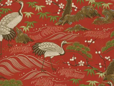 Asian Inspired Fabric 40