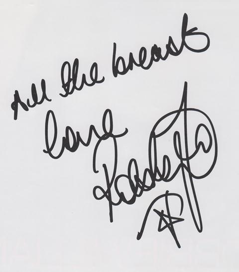 Autograph Collctor Of Oz: Autograph Hints & Tips
