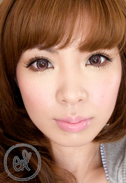ekiBlog.com: Candy Doll lip gloss in Macaron Pink Review ...