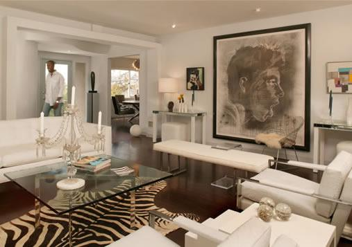 Animal Print Wallpaper For Bedrooms Loft32 Hide And Found