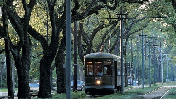 New Orleans Street Cars: Bywater Boo: A Streetcar Named The Bywater