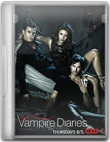Capa The Vampire Diaries   2ª Temporada   Legendado