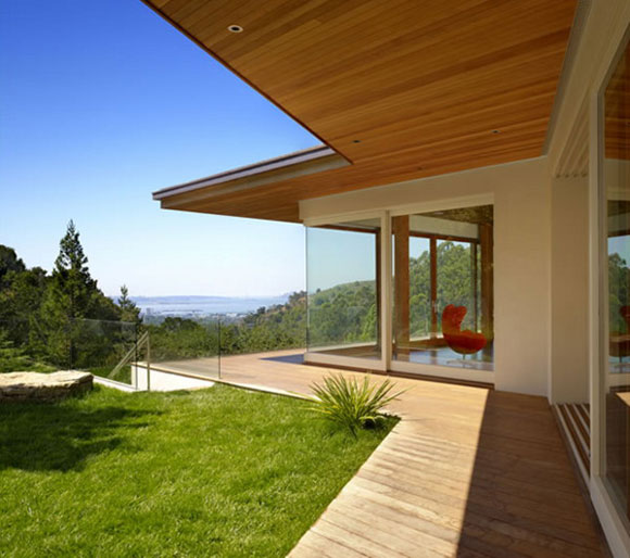 Modern Wooden Home Design: Architecture Homes: Exotic Wooden House Design
