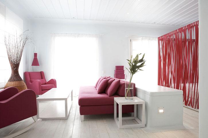 Architecture unique luxury hotel interior design cavo tagoo for Hotel interior decor
