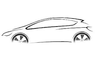 Motor Mania Buzz: Teaser: 2010 Vauxhall/Opel/Saturn/Holden