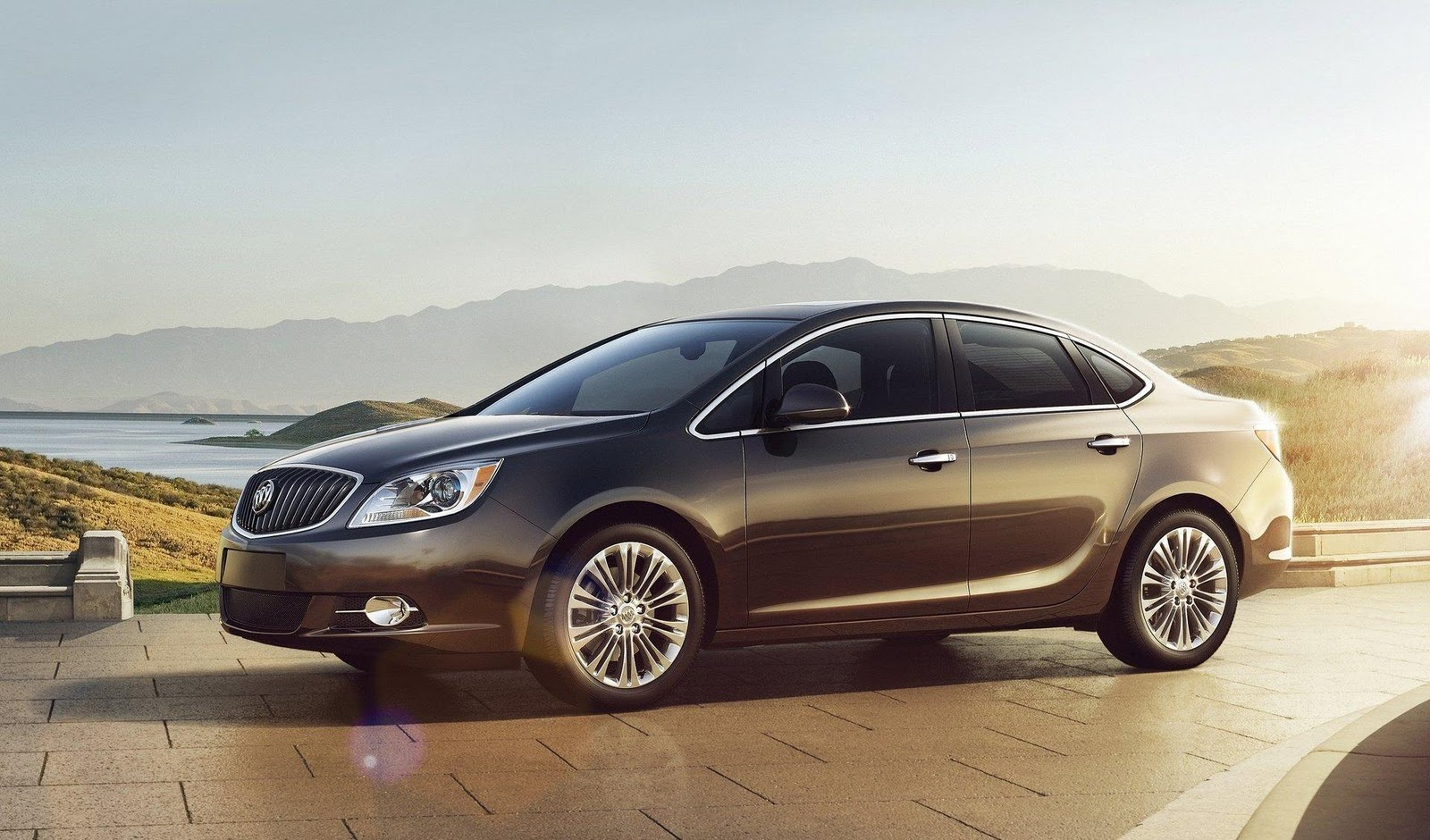 Automotive Madtrody Compo: New Car: 2012 Buick Verano (U.S