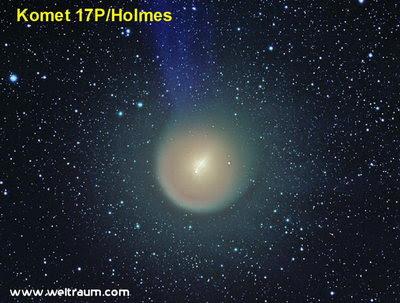 artikel-populer.blogspot.com - Inilah Jenis-Jenis Meteor Dan Komet