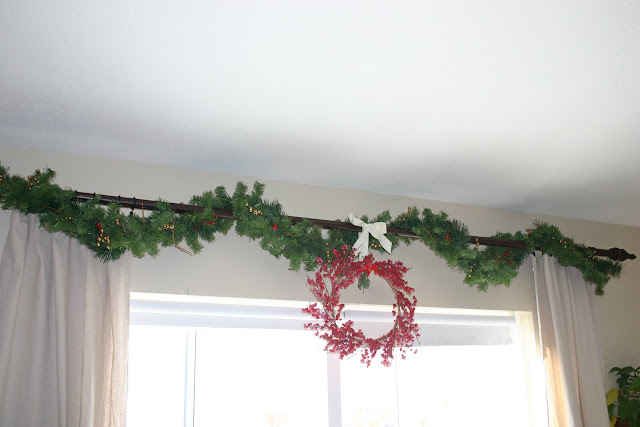 How To Decorate Sliding Glass Doors For Christmas  Family2