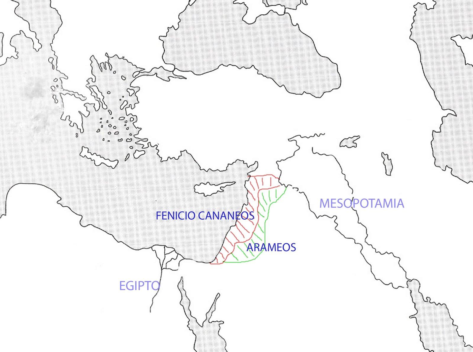 Cultura Los Fenicios Los Fenicios Son Cananeos