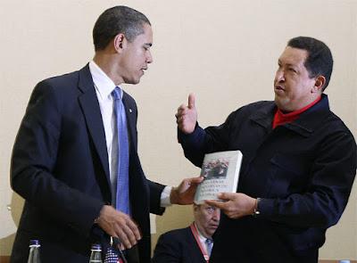 hugo chavez barack obama entrega las venas abiertas de america latina eduardo galeano