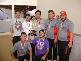 0f9458c877 Com a presença de 30 municípios foi disputado de 26 a 31 de outubro a etapa  Regional Oeste dos Jogos Abertos na cidade de Concórdia.