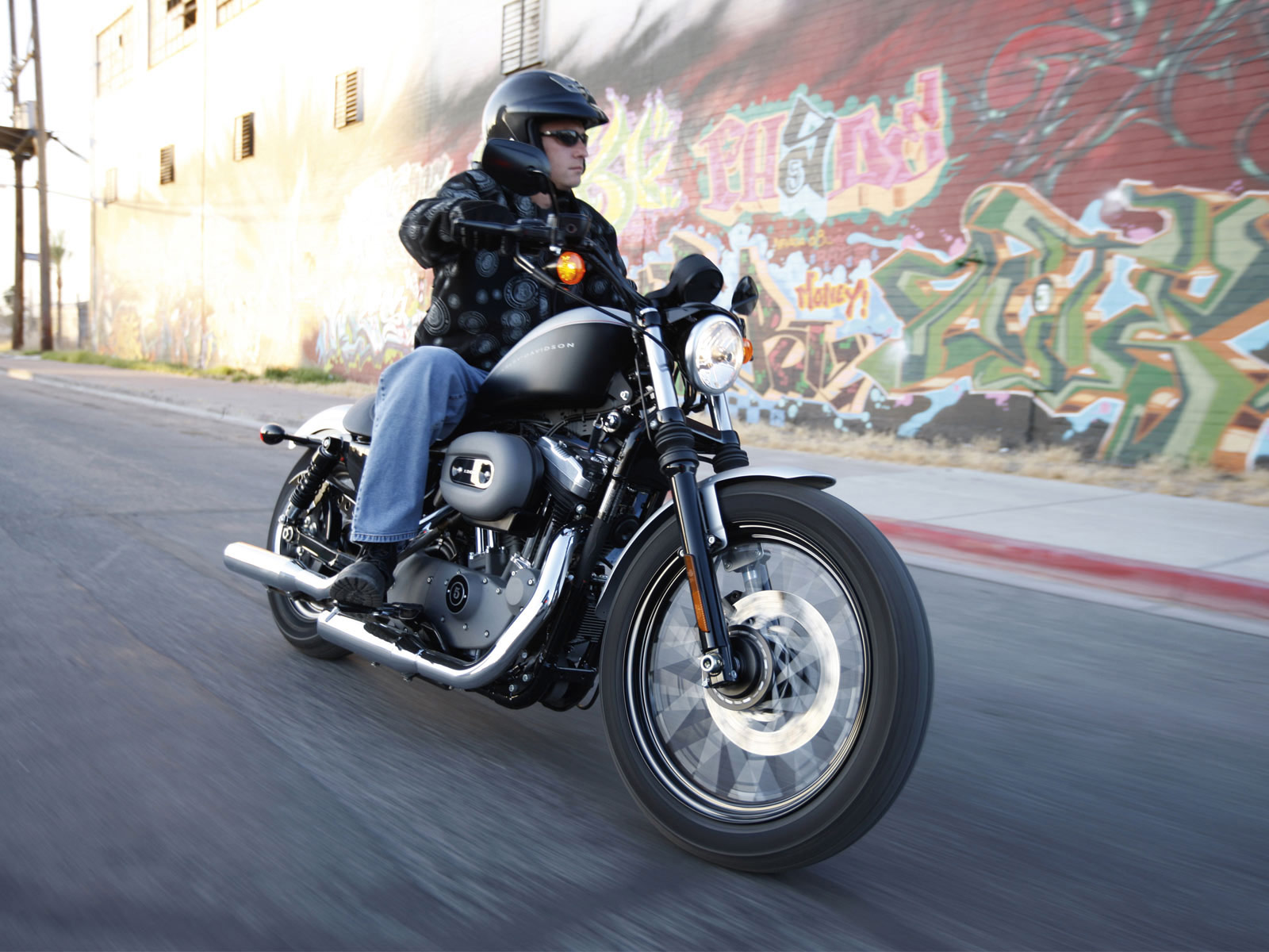 Harley Davidson: XL1200N Nightster (2010) Auto Insurance