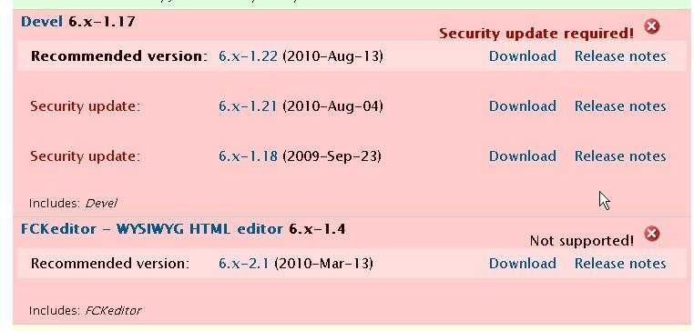 Dinis Cruz Blog: Drupal security and