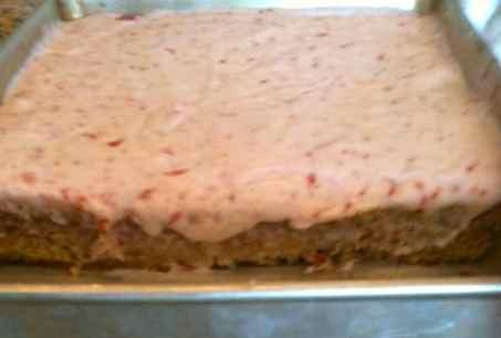 Strawberry Sheet Cake Homesick Texan