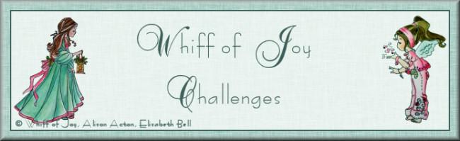 Whiff of Joy Challenge