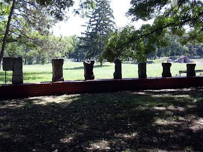 La forteresse de Niš et le Lapidarium ; berceau et coeur de la ville 8