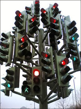 many-traffic-lights