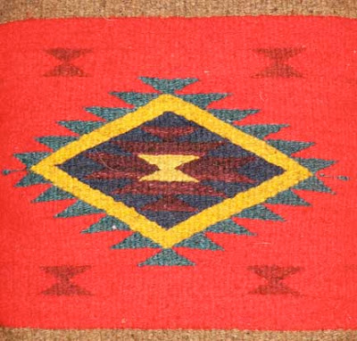 Walking Prescott Indian Rugs From Mexico