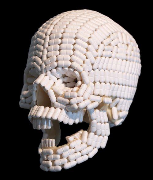 Kustom♛King: Pill Art