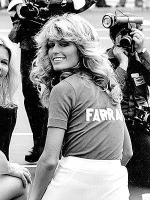 Farrah fawcett naked remarkable