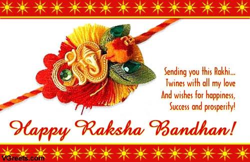 greeting cards raksha bandhan cards
