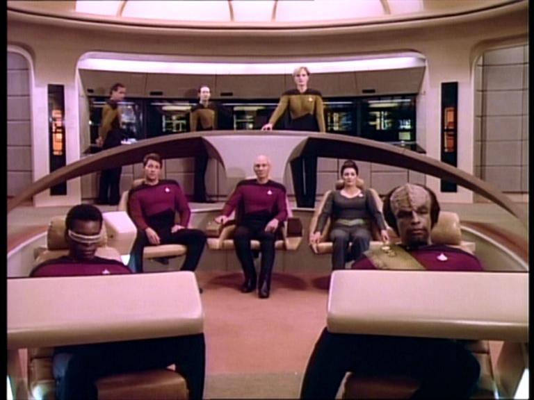 Seems star trek next generation klingon women nude improbable