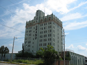 My Book Tour The Historic Hotel Grand Lake Wales Florida