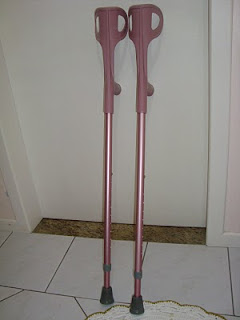 Muletas Cor de Rosa: Apresentando as Muletas Cor-de-rosa!!!