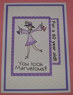 My Crafty Spot 60th Birthday Cards
