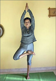 fitness is life shy try yoga