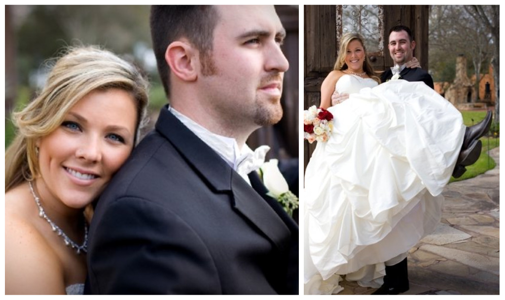 Tysha S Blog Palladium Wedding Band And Engagement Ring Set With
