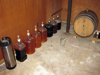 100 Gallons of Sour Beer