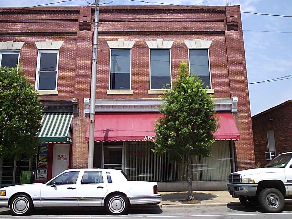 Available Property In Downtown Clayton Nc Aug 9 2010