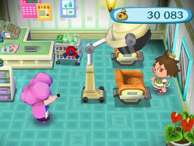 Diferentes versiones peinados animal crossing wii Galería de cortes de pelo Consejos - Todo Sobre Animal Crossing: La Peluquería: WII