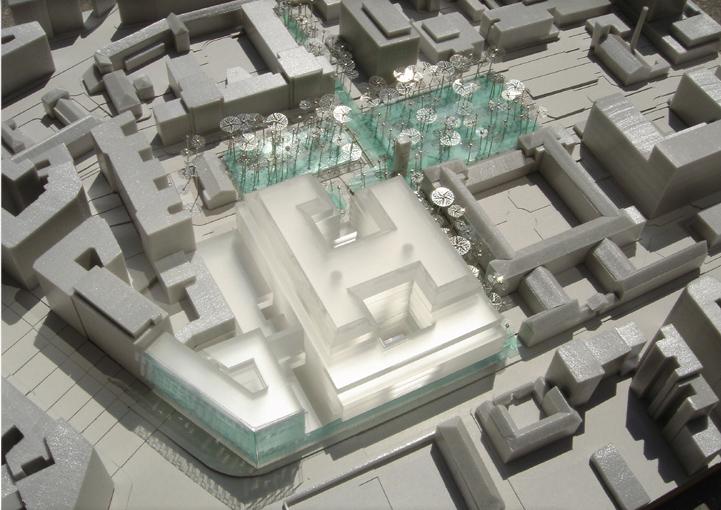 Urban Lab Global Cities Ulgc In Progress Necker Children S Hospital By Philippe Gazeau