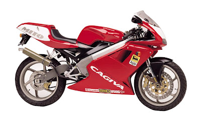 NEW CAGIVA MITO 125 CC MODIFICATION PICTURES