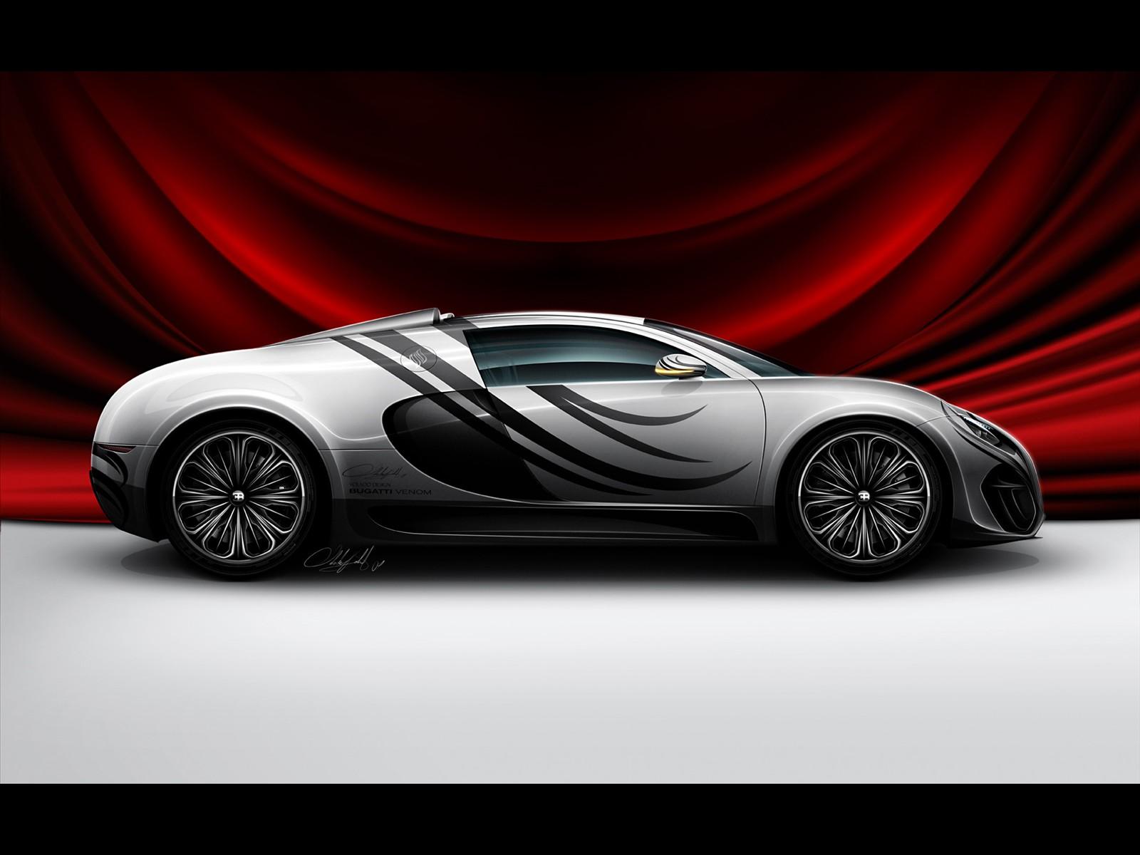 Free cars hd wallpapers bugatti venom concept car hd wall - Future cars hd wallpapers ...