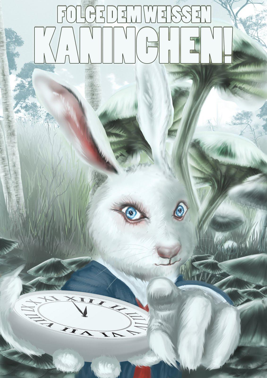 Folge Dem WeiГџen Kaninchen