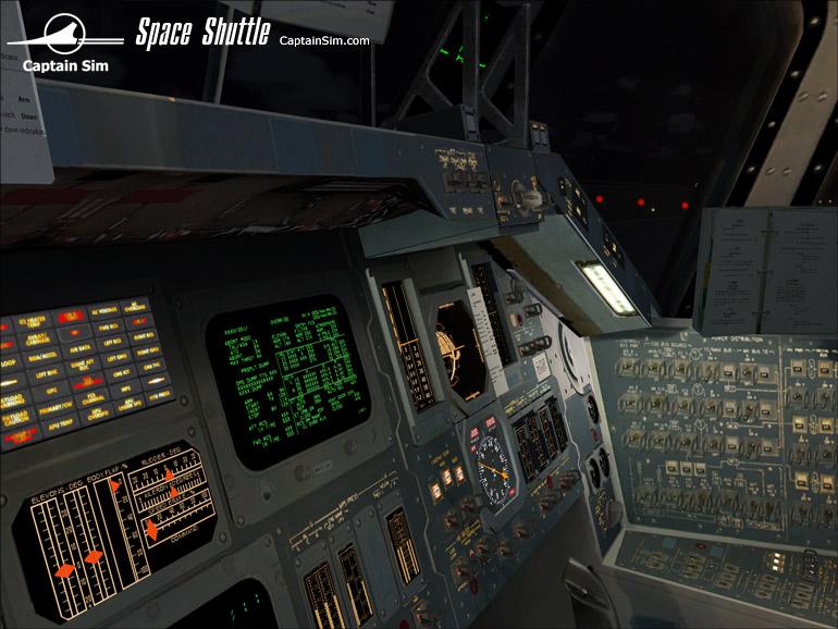 captain sim space shuttle - photo #18