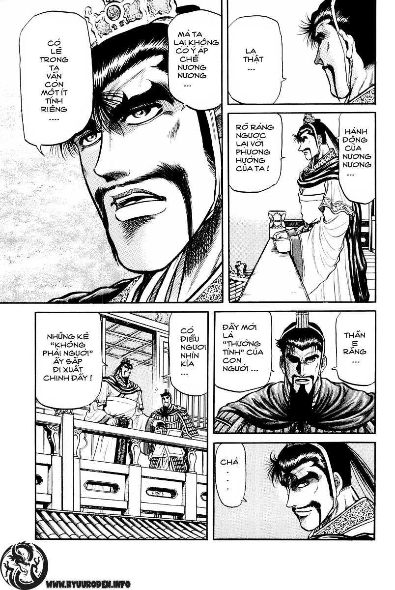 Chú Bé Rồng - Ryuuroden chap 29 - Trang 31