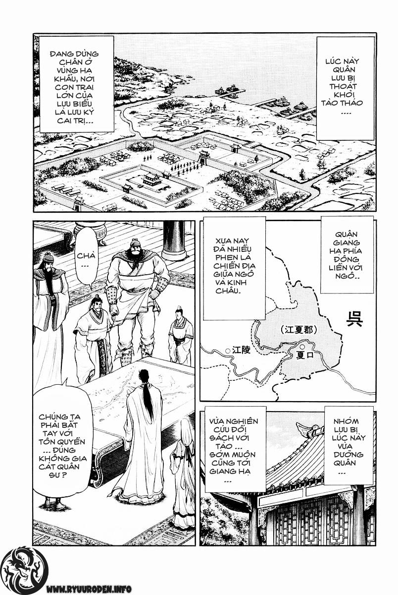 Chú Bé Rồng - Ryuuroden chap 29 - Trang 5