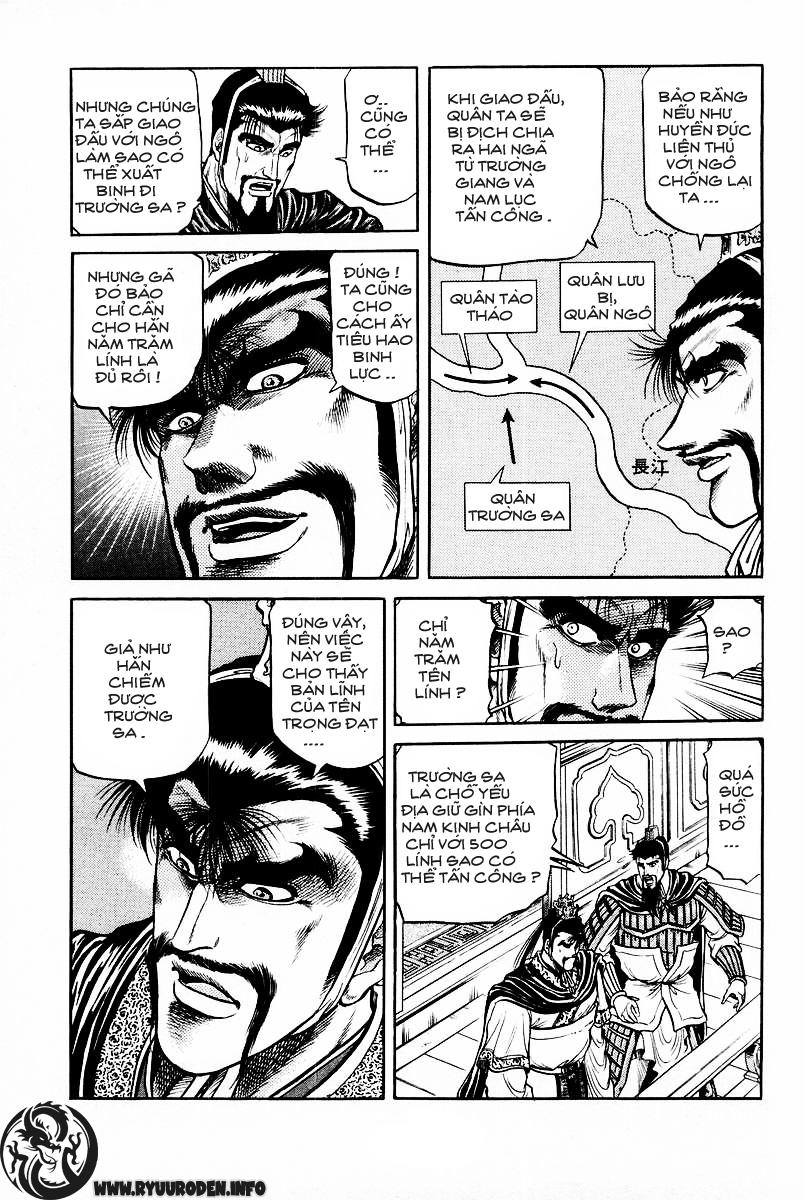 Chú Bé Rồng - Ryuuroden chap 29 - Trang 33