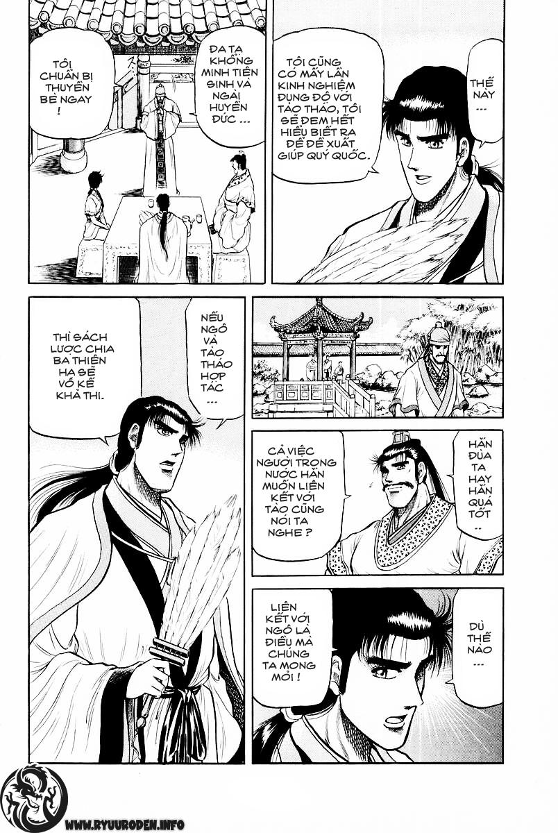 Chú Bé Rồng - Ryuuroden chap 29 - Trang 36
