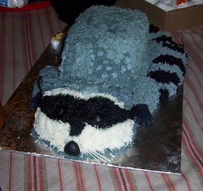 Posh Party Cakes September 2009
