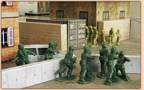 Combat Storm: Your little plastic army men now have a use again!
